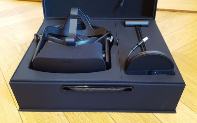 Some Thoughts on the Oculus Rift