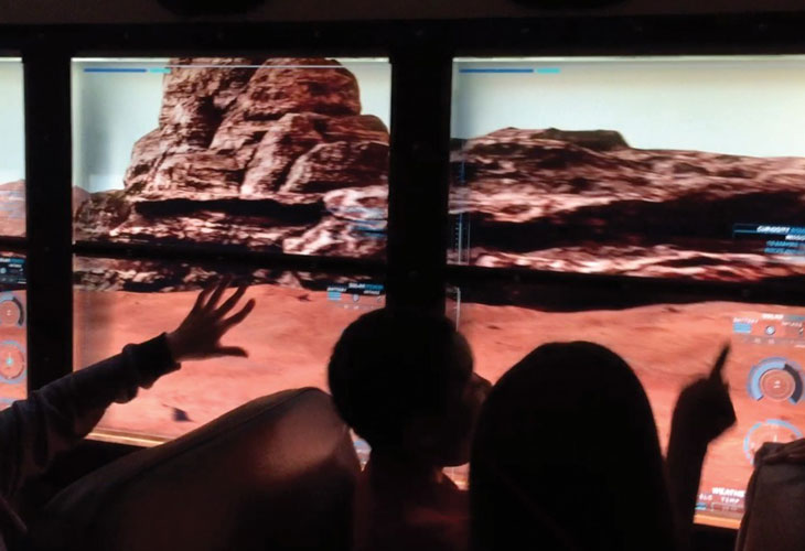 The Field Trip to Mars wins the 2016 Gold Epica Award