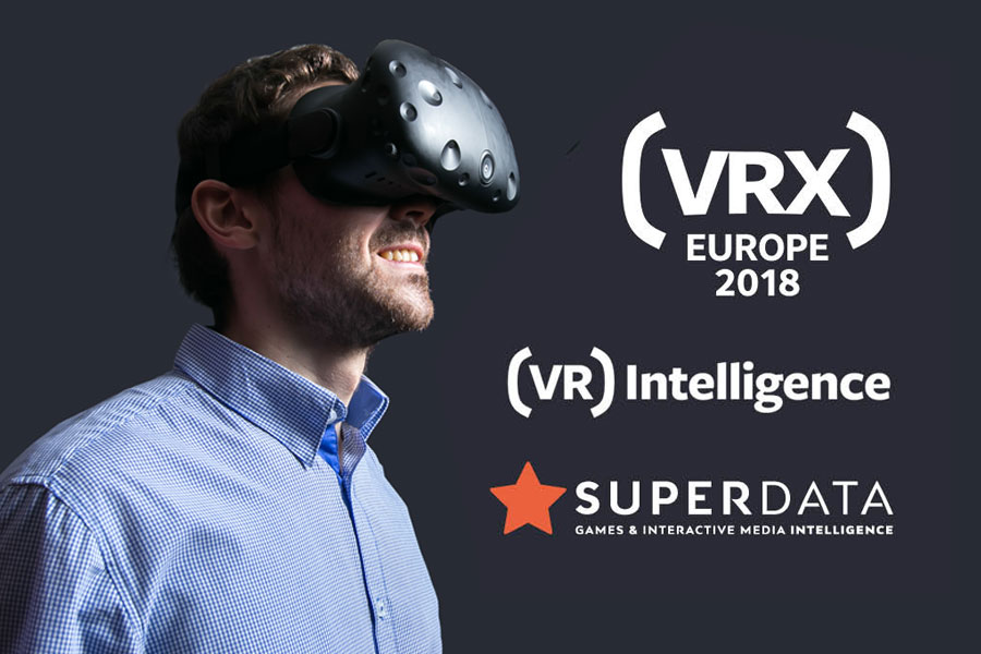 Europe Showing Strong Signs of Growth for Virtual, Augmented & Mixed Reality