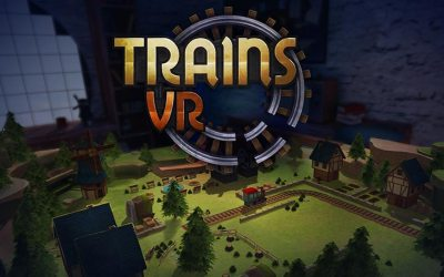 Trains VR will launch on Gear VR on May 1st