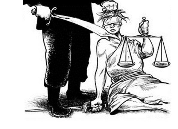 «πραξικόπημα» σε βάρος της Δικαιοσύνης