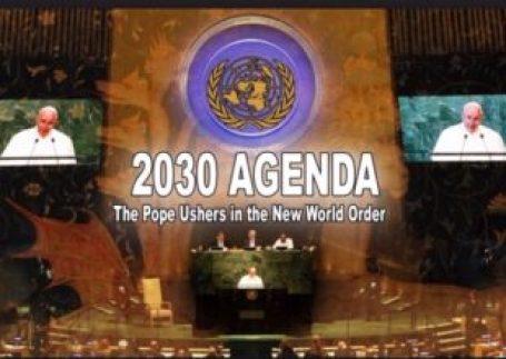 ΝΕΑ ΤΑΞΗ ΠΡΑΓΜΑΤΩΝ-Μια «νέα παγκόσμια ατζέντα» για την ανθρωπότητα