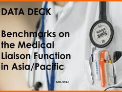 Asia Pacific MSLs Key Operational Metrics