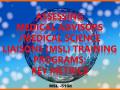 Medical Advisors-Medical Science Liaisons (MSL) Training Programs