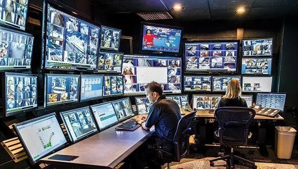casino video surveillance