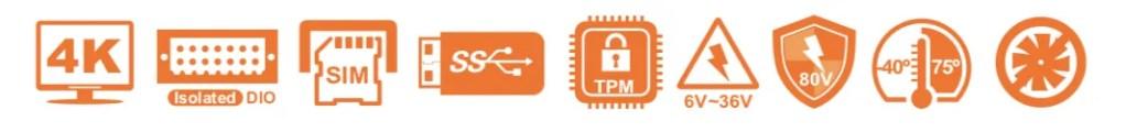 ruggedized mobile NVR milestone security