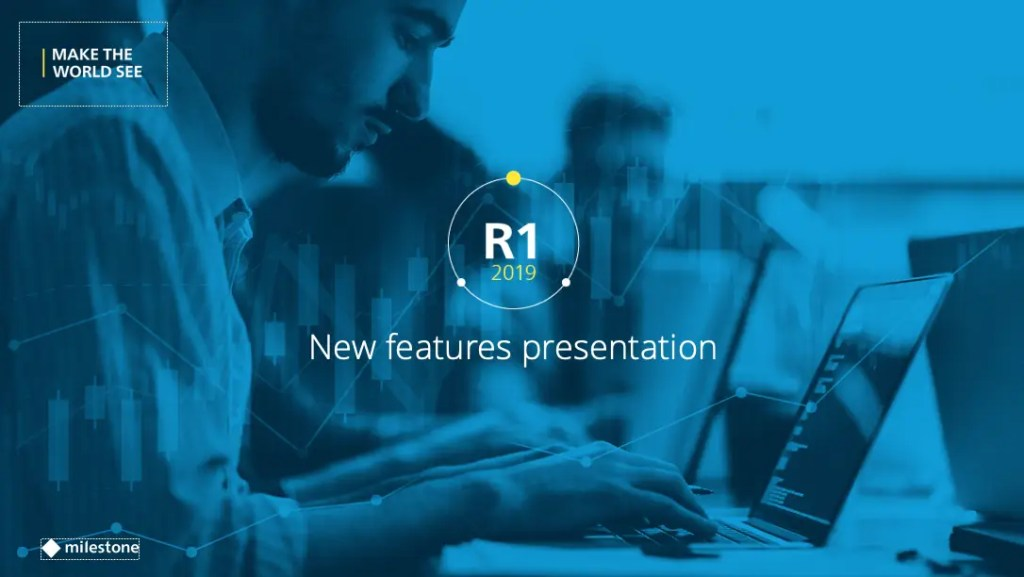 milestone VMS 2019 R1 features