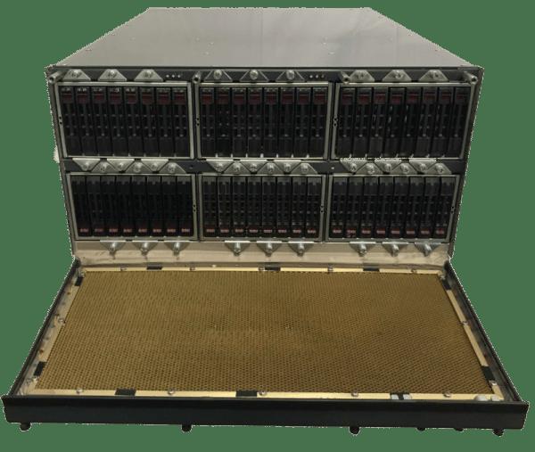 ruggedized high availability mil-spec storage