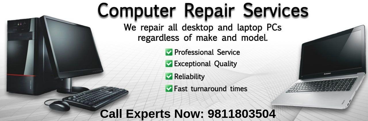 Laptop Repair in West Delhi, Computer Repair in West Delhi