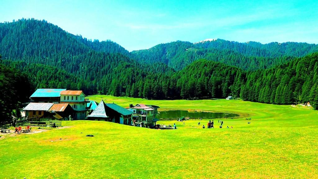 Dalhousie in Top 10 Best Places To Visit India In Summer