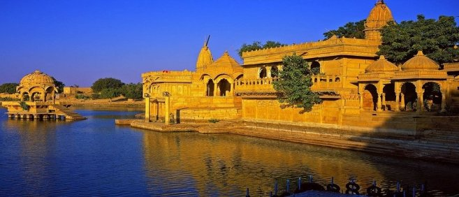 Places to visit in jaisalmer - Jaisalmer Fort