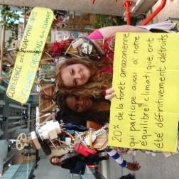 ClownsCitoyensClimat Forum des Métiers 101115 247