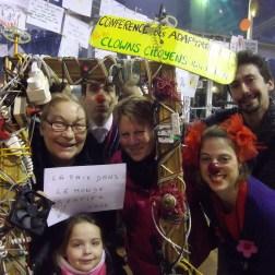 Clowns Citoyens - Conf des Adaptateurs - St Denis 20 12 15 -IMGP3071