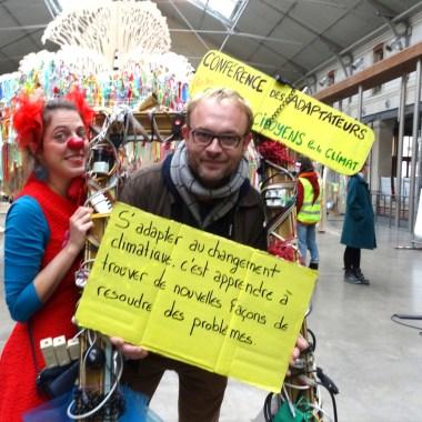 Clowns Citoyens - Conf des Adaptateurs - ZAC au 104 08 12 15 DSC07927