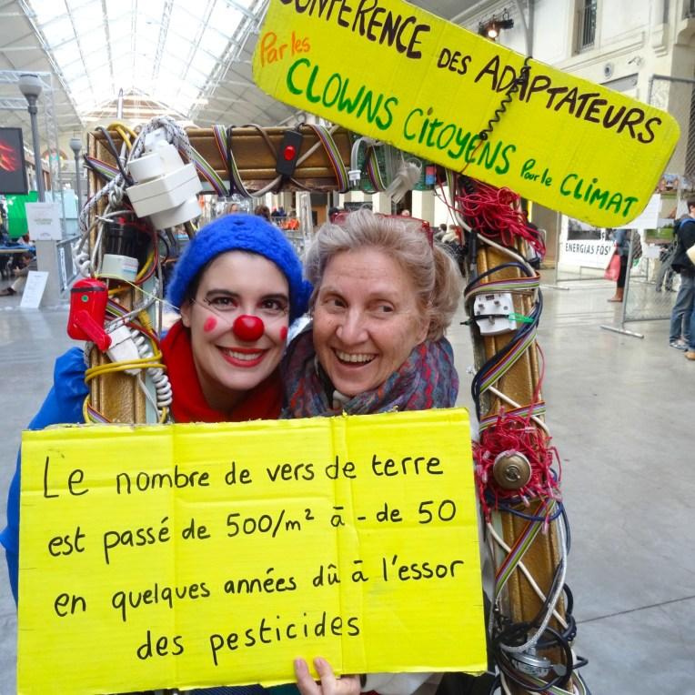 Clowns Citoyens - Conf des Adaptateurs - ZAC au 104 09 12 15 DSC08008