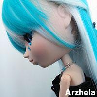 Arzhela galerie 2014