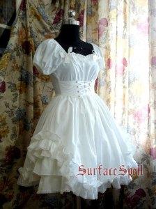 Robe Lolita Blanche