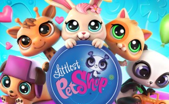 Bannière Littlest Pet Shop