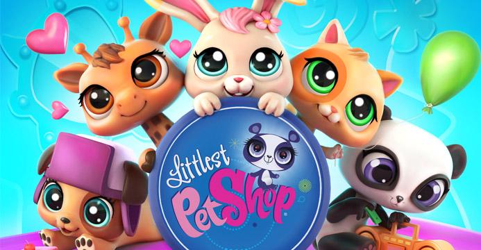 Bannière Littlest Pet Shop