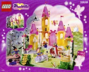 Arzhela Lego Belville