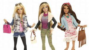Barbie Poupée 2014