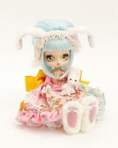 Byul Rabbit Princess 2010