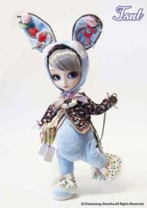 Isul de 2012 White Rabbit du Jardin