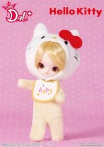Little Dal + Hello Kitty Baby 2012