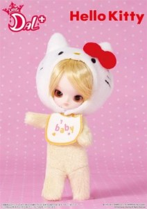 Little Dal + Hello Kitty Baby 2012