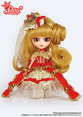 Little + de 2013 Pullip Princess Rosalind
