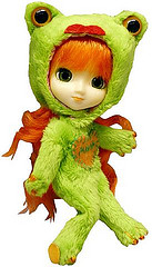 Little de 2006 Pullip Froggy