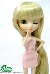 Pullip de 2012 My Select Paja