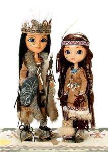 Pullip Sacagawea 2005