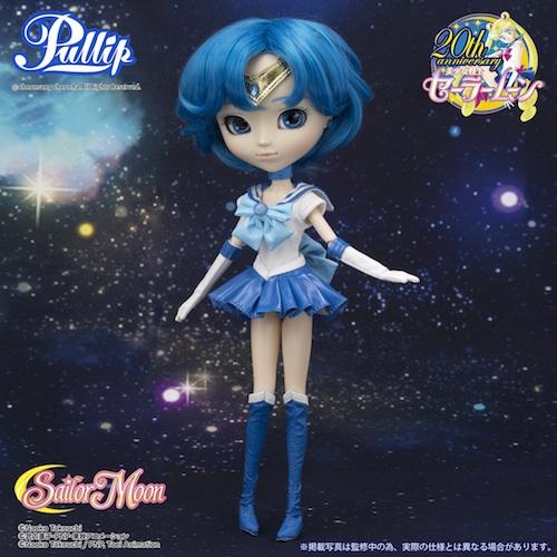 Pullip Sailor Mercury Mercure 2014