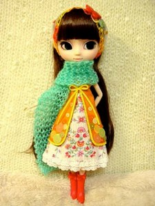 Pullip Sparkling Winter Day 2012