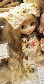 Pullip Flower Lolita Fair Hair 2010