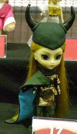 prototypes de 2009 Little Pullip + Bull Demon King