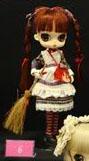 prototypes de 2008 Byul Little Witch