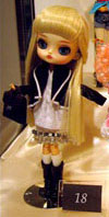 Prototype Dal Fair Girl 2007