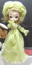 Prototype Dal Green Dress 2007