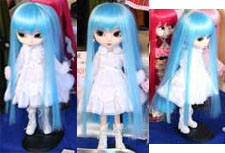 Prototype Pullip Blue and White 2009