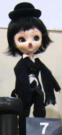 prototypes de 2005 Pullip Charlie Chaplin