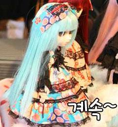 prototypes de 2009 Pullip Color Lolita