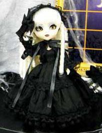 Prototype Pullip Dark Lolita 2009