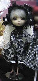 Prototype Pullip Lolita Black and White 2005