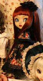 Prototype Pullip Vintage Color Lolita Red Hair 2009