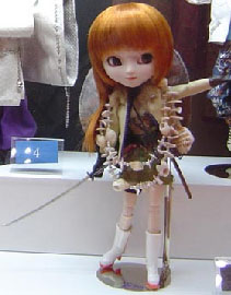 prototypes de 2007 Pullip Warrior