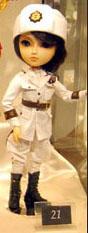 Prototype Taeyang Army White 2007