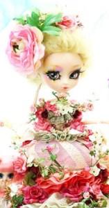 prototypes de 2014 Pullip Floral