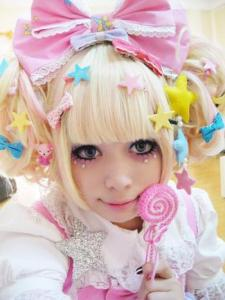 Deco Lolita style